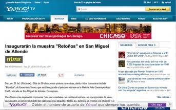 Inaugurarán la muestra «Retoños» en San Miguel de Allende – yahoo.com