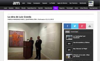 La obra de Luis Granda – am.com.mx