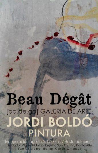 Jordi Boldó en Beau Dégât, Chiapas