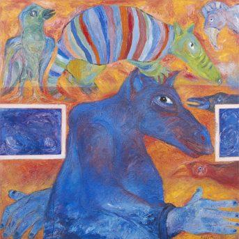 Nueva obra en galería: Rubén Maya